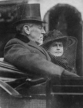 Woodrow Edith Wilson