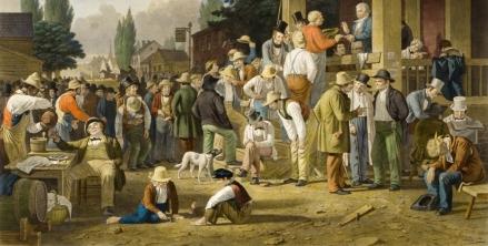 Voting 1828