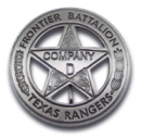 Co D Texas Rangers