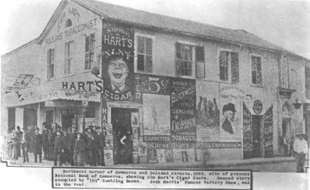 San Antonio 1885