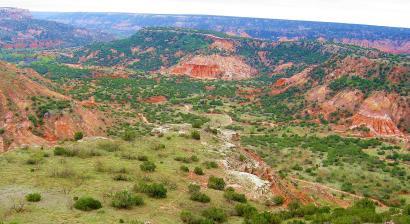 Palo Duro Canyon 001