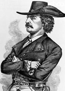 Portrait of Pirate Jean Lafitte