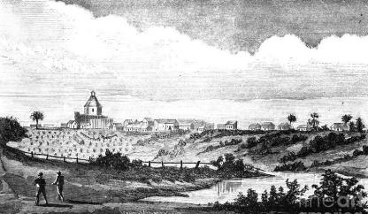 San Antonio 1820