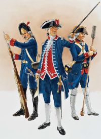 Spanish Army 1800