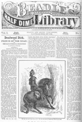 Deadwood Dick-Beadle & Adams