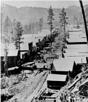 Deadwood C. 1876