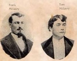 McLaury Bros 001