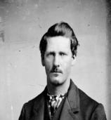 Wyatt Earp c. 1869