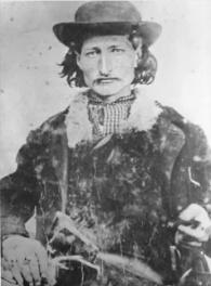 J B Hickok 1860