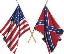 US-CSA Flag